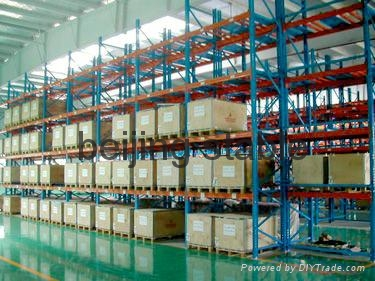 warehouse racking system from Beijing factory 1