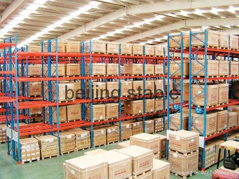 warehouse racking system from Beijing factory 5