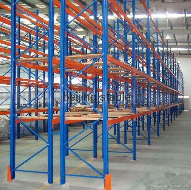 steel Heavy Duty rack she  ing system for warehouse from Beijign stable 3