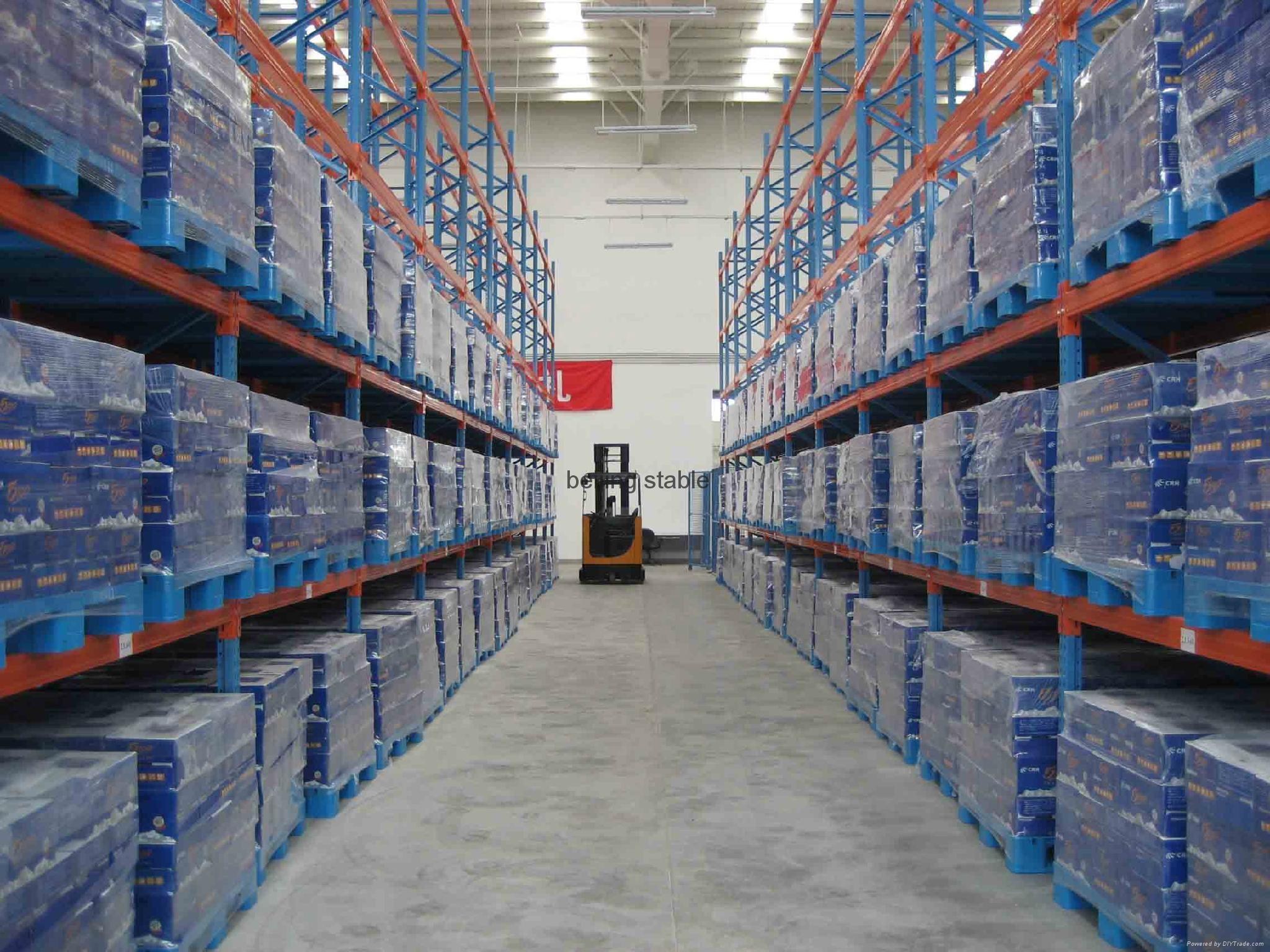 steel Heavy Duty rack she  ing system for warehouse from Beijign stable 5