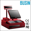 "BUSIN 12.1"" Fashion Red Color All In One"