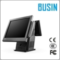 """BUSIN 15"""" Dual Screen Capactive Touch"""