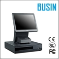 "BUSIN 15"" 5-wire Resistive Touch Screen"