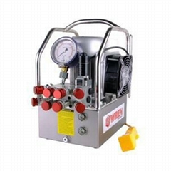power team hydraulic pump KLW4000 Series Electrical Hydraulic Pump