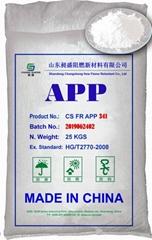 密胺包覆聚磷酸铵 341