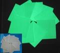 Photoluminescent PVC Rigid Sheet
