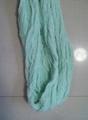 Luminous  knitting  wool