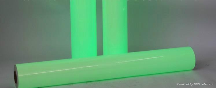 超高亮度发光膜夜光膜 3