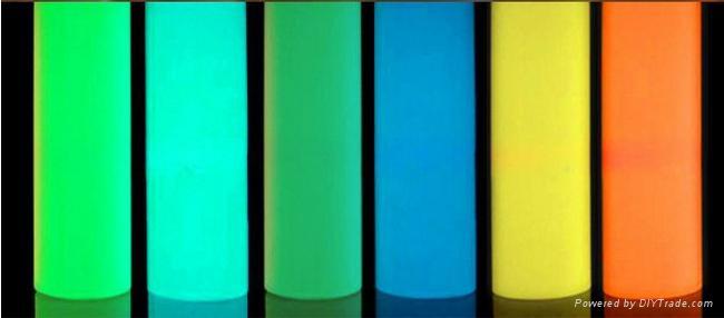 超高亮度发光膜夜光膜 1