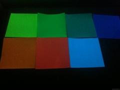 彩色發光膜 彩色夜光膜 發光膜