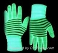Glow in the dark Polyster Embroidery Yarn