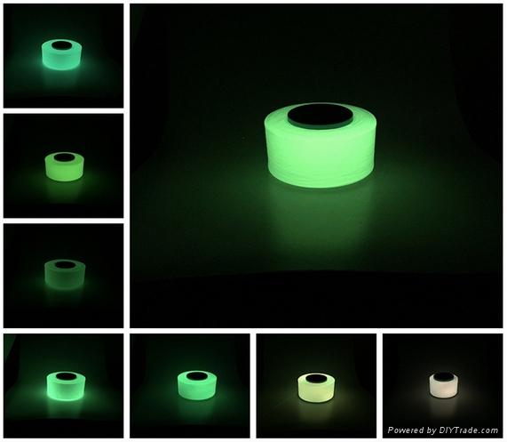 Luminous DTY/FDY Polypropylene Filament Yarn 6