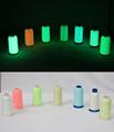 Photoluminescent Embroidery Thread
