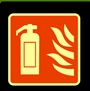 PhotoluminescentPhotoluminescent Fire Equipment Instruction Signs