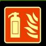 蓄光型消防器材指示標誌