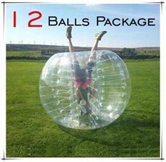 Bubble Football Bubble Soccer Order-12 Balls