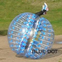 Bubble Football Zorbing Football-16balls package
