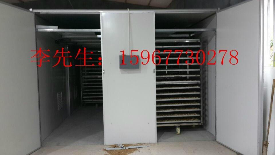 中藥材熱泵烘乾機 1