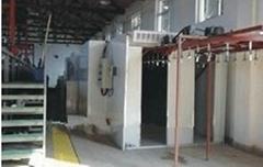 電鍍件熱泵烘乾機