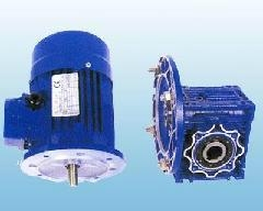 台湾豪锌蜗轮蜗杆减速机 1