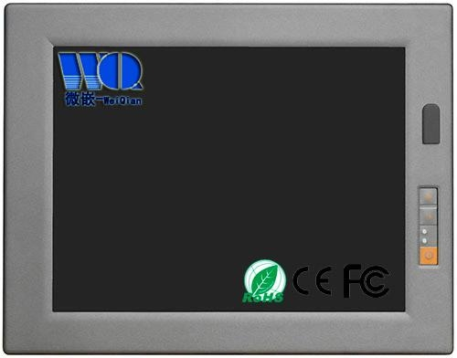 10.4寸無風扇工業平板電腦 2
