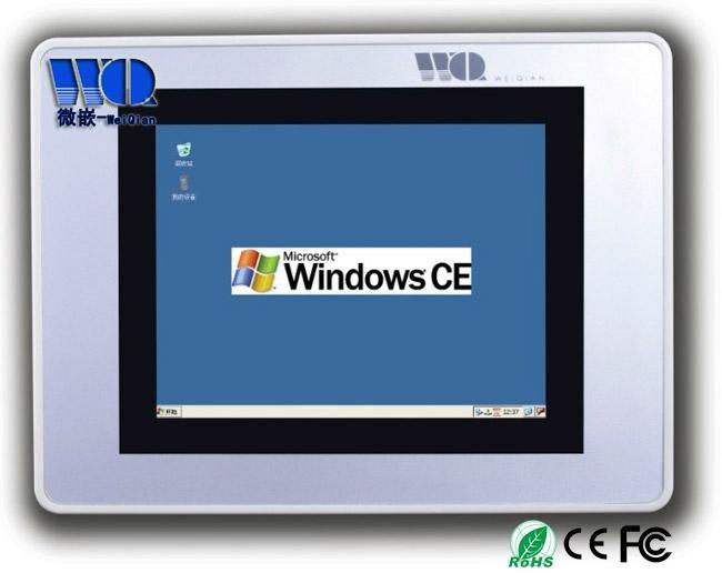 5.6寸WinCE工業平板電腦 2