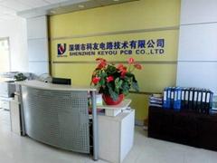Shenzhen KEYOU PCB Co.,Ltd