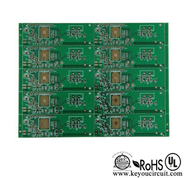 Double Side PCB with 2oz Copper 1