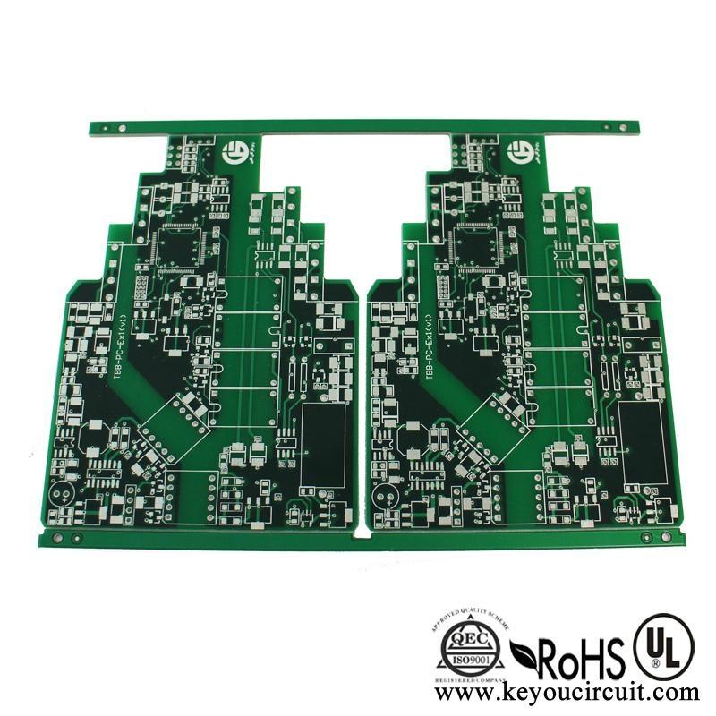 FR4 PCB with OEM Service Manufacturer 1