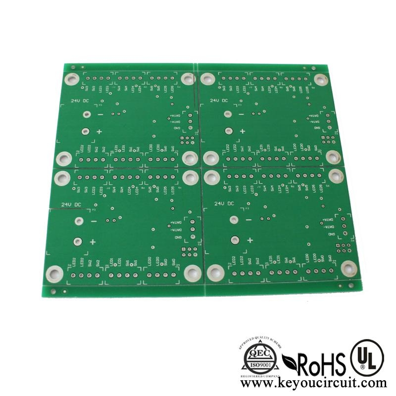 double side pcb manufacturer 2