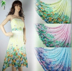 Polyester Breathable Fabrics and two side dress fabric