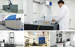 Metal and polymer testing service