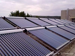 Non Pressure Solar Water Hater