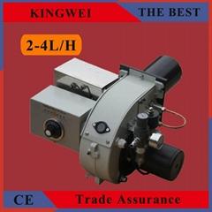 2015 hot sell kingwei03 waste oil burner