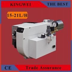 15-21L/H kingwei waste oil burner