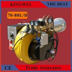 kv-90 big power waste oil burner buy from china factory