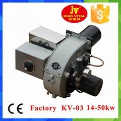 14-55kw smallest waste oil burner
