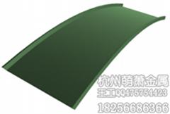 杭州萌蕭金屬矮立邊鈦鋅板430型