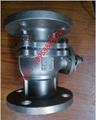316不鏽鋼材質球閥