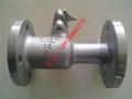321不鏽鋼材質球閥 1