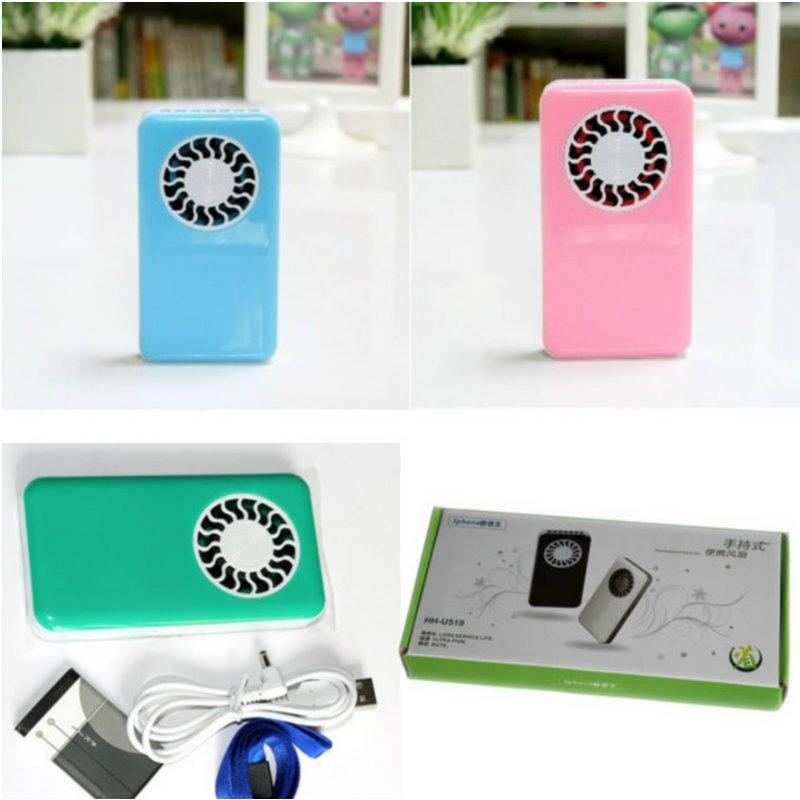 Handheld mini USB fan for eyelash extension 3