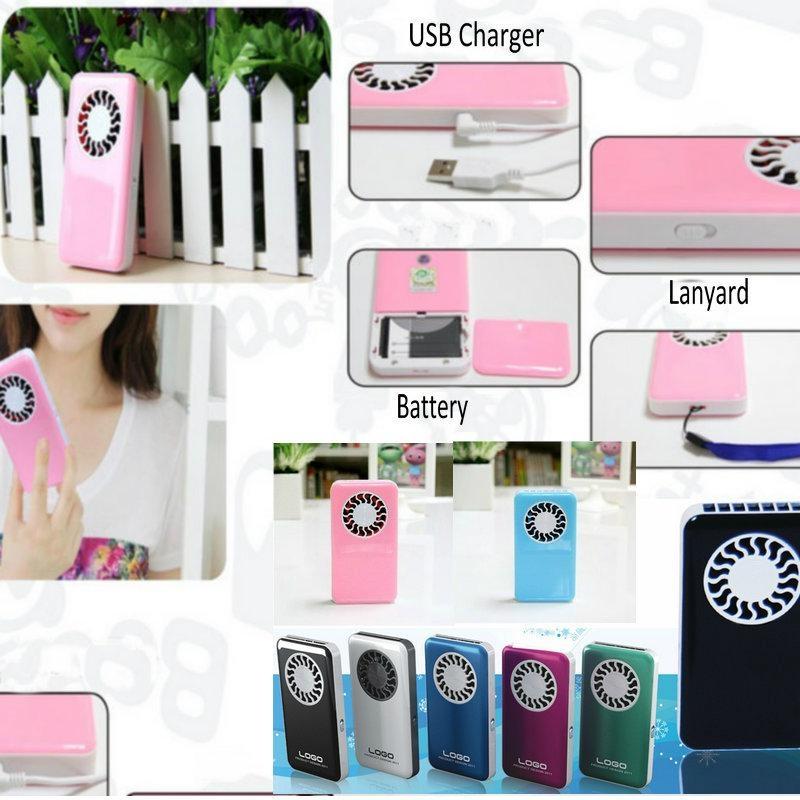 Handheld mini USB fan for eyelash extension 4