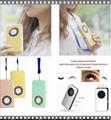 Handheld mini USB fan for eyelash extension 5
