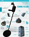 TS352A地下金属探测器,新疆地下金属探测器 4