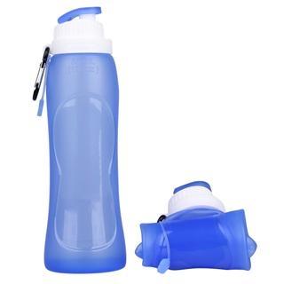 Earth friendly bpa free foldable water bottles 2
