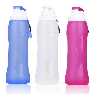 Earth friendly bpa free foldable water bottles 5