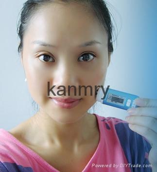 Portable skin analyzer for checking skin moisture condition skin tester 1
