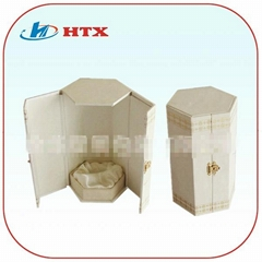 Handbag Style Cardboard Packing Wine Box