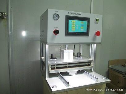 "FREE Shipping!!OCA vacuum laminating machine For 17"" laptop screen  vacuum pump  1"