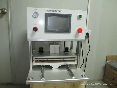 "FREE Shipping!!OCA vacuum laminating machine For 17"" laptop screen  vacuum pump  3"
